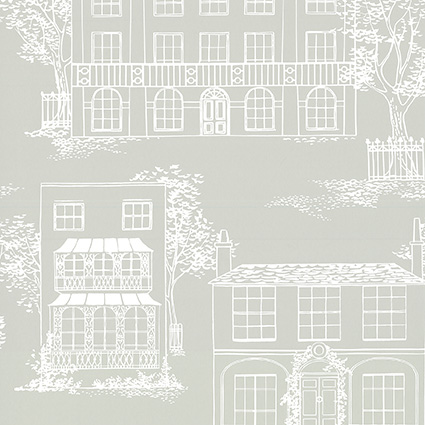 ОБОИ LITTLE GREENE 20TH CENTURY Арт. 0271HACOOLG