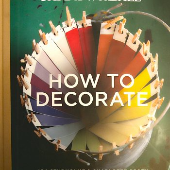 "Книга ""How to decorate"" - FB"