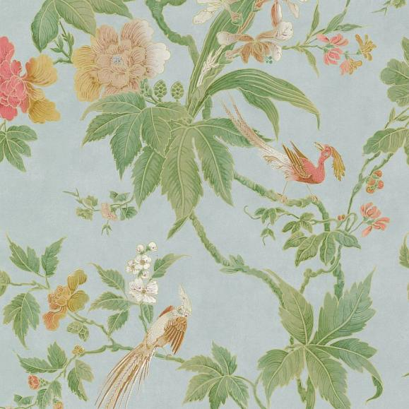 ОБОИ LITTLE GREENE ARCHIVE TRAILS Арт. 0247PABLUEZ