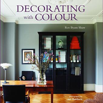 "Книга ""Decorating with Colour"" - FB"