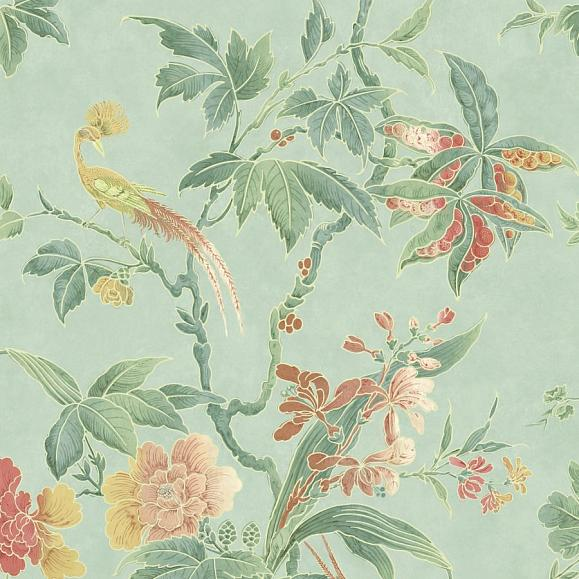 ОБОИ LITTLE GREENE ARCHIVE TRAILS Арт. 0247PAAQUAM