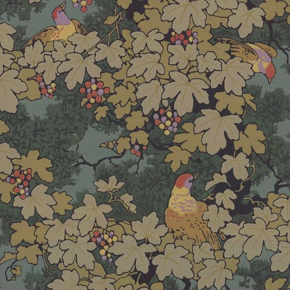 ОБОИ LITTLE GREENE ARCHIVE TRAILS Арт. 0247VIVERDE