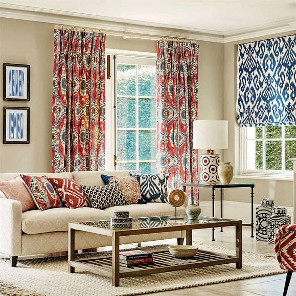 226647, Caspian Prints & Embroideries, Sanderson - фото №3