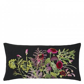 CCDG0791, Indian Sunflower, Graphite, Designers Guild