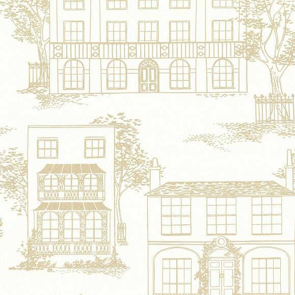 ОБОИ LITTLE GREENE 20TH CENTURY Арт. 0271HACLOIS